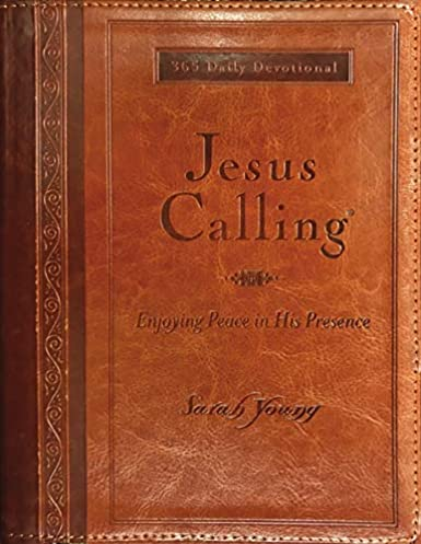 Jesus Calling: Large Deluxe Edition
